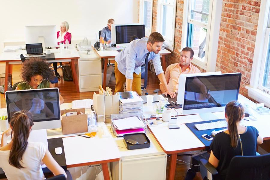 Le coworking, le bureau nouvelle génération !