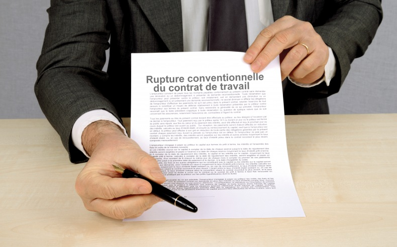 La rupture conventionnelle, tremplin pour l'entreprenariat ?