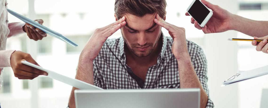 La gestion du stress au travail
